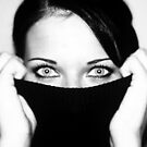 behind blue eyes by Anca  Reichlmair