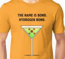 Bond, Hydrogen Bond. Unisex T-Shirt