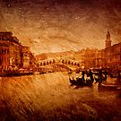 Rialto Bridge, Venice - Italy by fineartphoto1