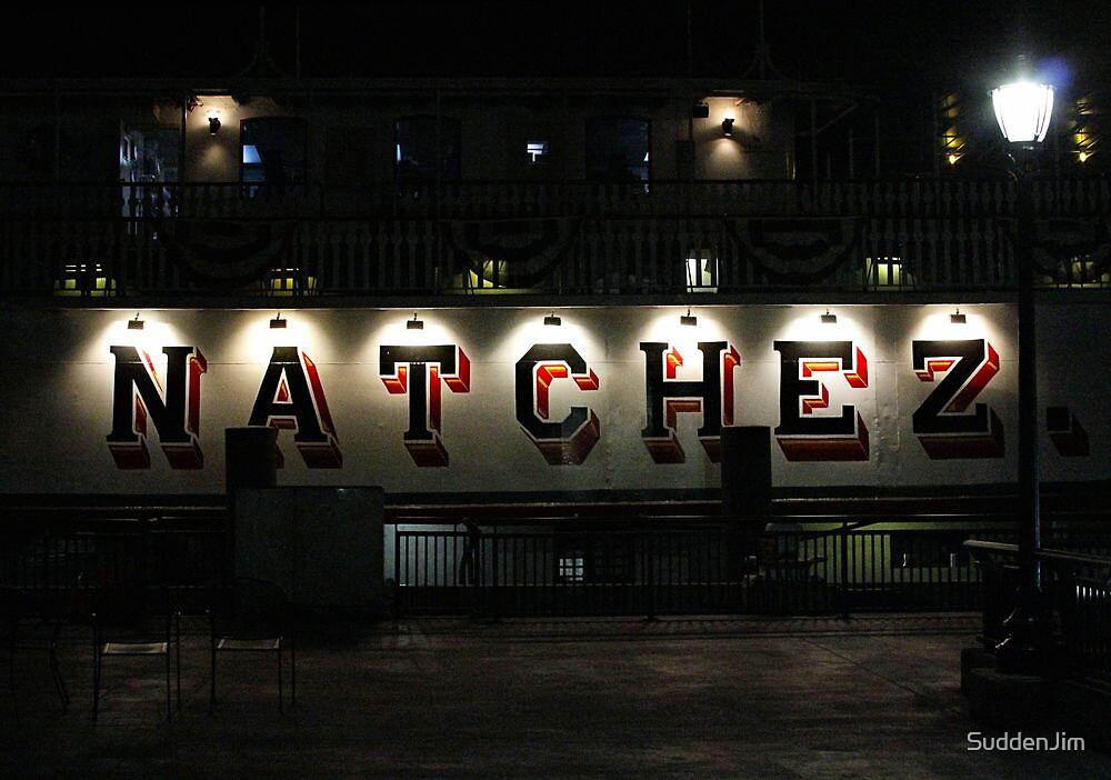 Natchez by SuddenJim