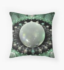 SPACE DISCOVERIES Throw Pillow