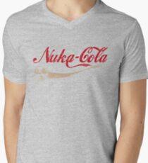 enjoy nuka cola drink eat apocalypse game parody funny humor joke T-Shirt