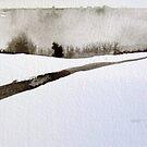 Winter Landscape V by Jamie Zubairi