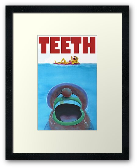 TEETH by Kenny Durkin