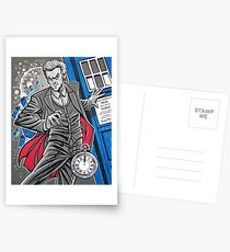 "The Twelfth Doctor (""All Thirteen!"") Postcards"