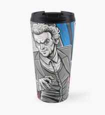 "The Twelfth Doctor (""All Thirteen!"") Travel Mug"