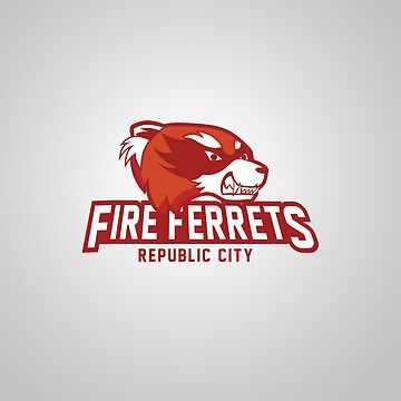 Republic City Fire Ferrets by dfragrance