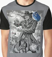 The Fourth Doctor Graphic T-Shirt