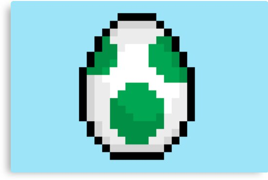 Yoshi's egg by Asianware