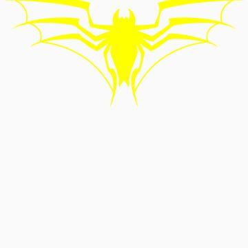 Spider-Bat (Yellow) by windupman