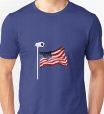 One Nation under... Surveilance! Unisex T-Shirt
