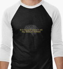 Mentat mantra Men's Baseball ¾ T-Shirt