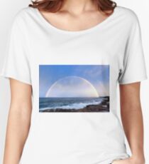 Double Rainbow Women's Relaxed Fit T-Shirt