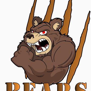 TEAM BEAR Alternate by iAMBPJ