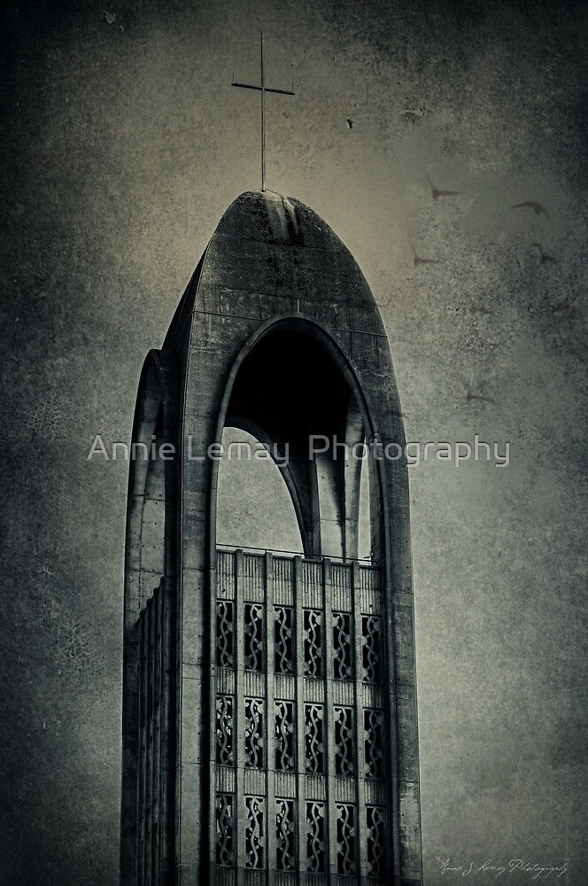 Westminster Abbey Tower by Annie Lemay  Photography
