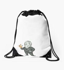 Bioshock Incinerate Guy 1 Drawstring Bag