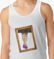 Hot Shoes - Purple! Tank Top