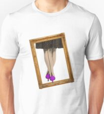 Hot Shoes - Purple! Unisex T-Shirt