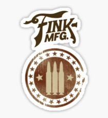 Fink Manufacturing Sticker