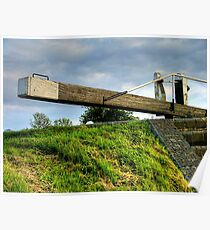 LOCK GATE BEAM..............! Poster