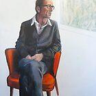 The Writer -2012 by Lyn Fabian