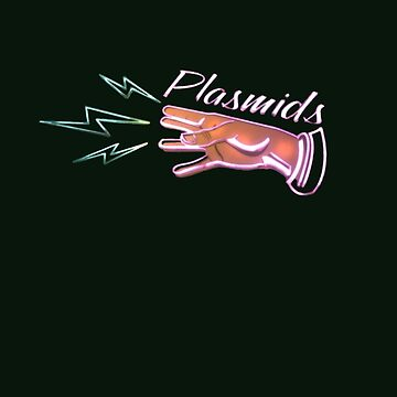 Neon Plasmids sign by Anarchysmaster