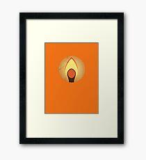 Incinerate Framed Print