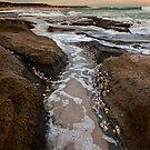 Jakes Point - Kalbarri by John Pitman