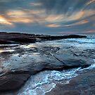 Red Bluff Beach - Kalbarri by John Pitman