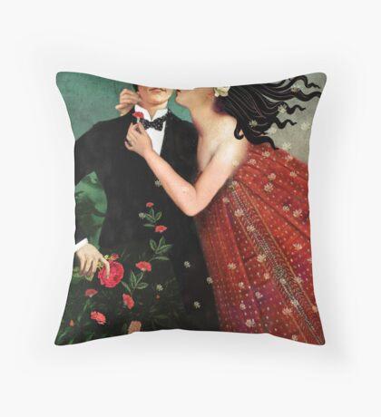 The Art of Seduction Throw Pillow