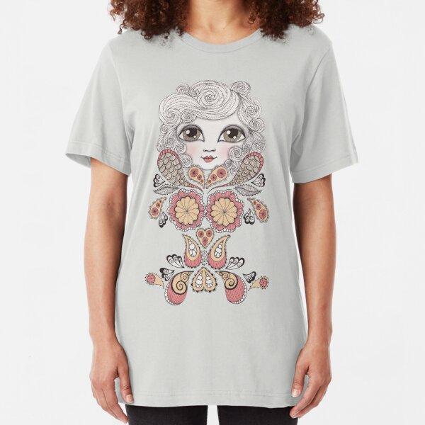 Pretty Pieces Slim Fit T-Shirt