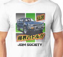 Toyota Hilux 4Runner Surf Wide Unisex T-Shirt