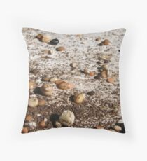 SPRING 14 - FEED THE LAND Throw Pillow
