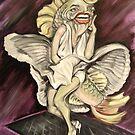 Marilyn Mon-Fish-Roe by Ellen Marcus