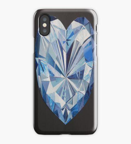 Blue diamond I phone 4 iPhone Case/Skin