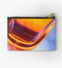Complementary Colours Zipper Pouch