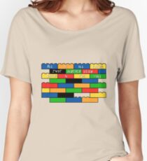 Brick in the wall Women's Relaxed Fit T-Shirt