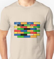 Brick in the wall Unisex T-Shirt
