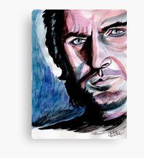 Richard Armitage, sweet dark Guy Canvas Print
