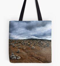 Polar Circle Tote Bag
