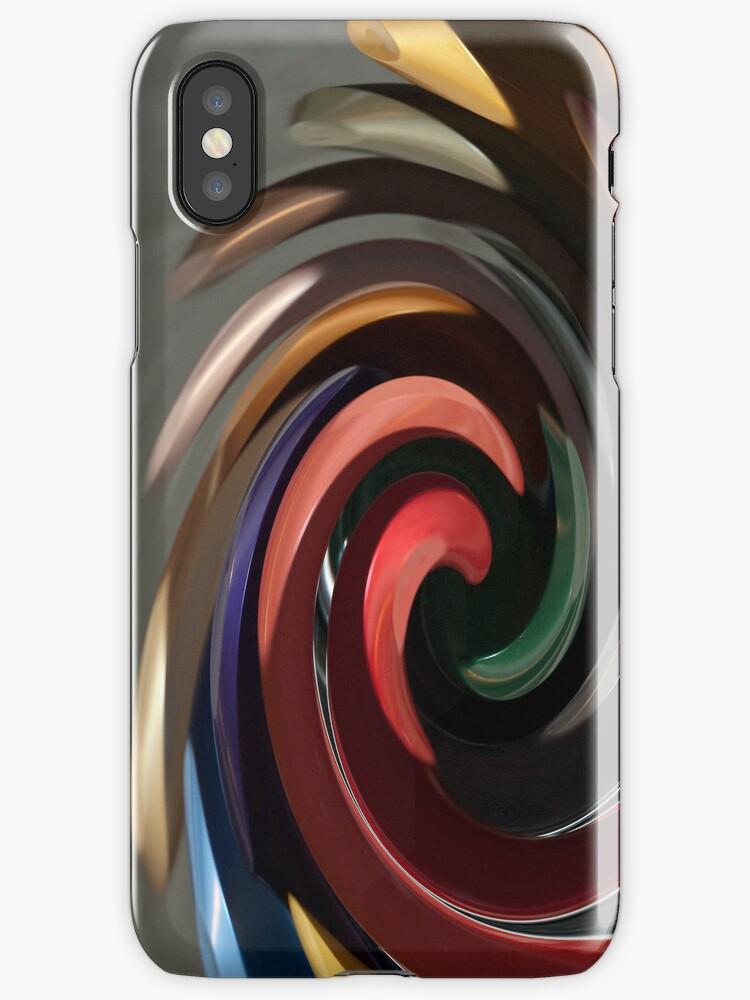 Swirl by Magdalena Warmuz-Dent