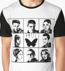 Until dawn - main characters Graphic T-Shirt