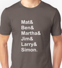 Horrible Histories Name Shirt Unisex T-Shirt