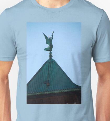Angel of Judgement, Angel Gabriel - St. Marys Historical Church T-Shirt