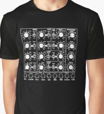 Analogue Modular #2 Graphic T-Shirt