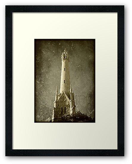 Water Tower © by Dawn Becker