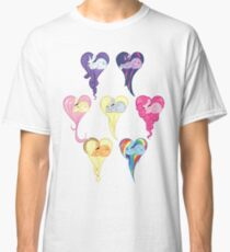 Group Heart Classic T-Shirt