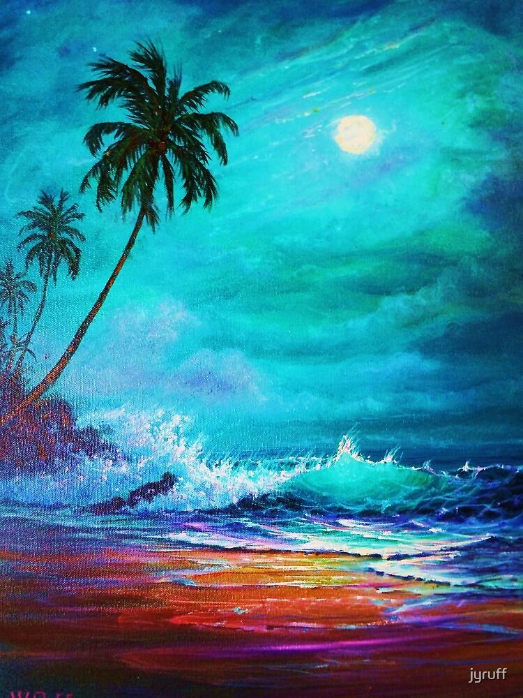 Starry Night Solitude (Sweet Dreams) by jyruff