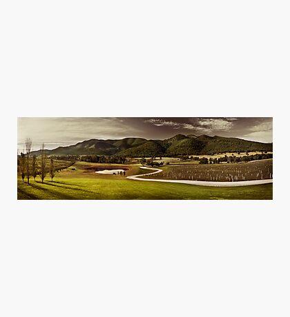 Mudgee Panorama Photographic Print