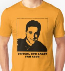 Official Bob Saget Fan Club Shirt T-Shirt
